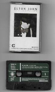Elton-John-Ice-On-Fire-audio-cassette-1985-UK-FREEPOST