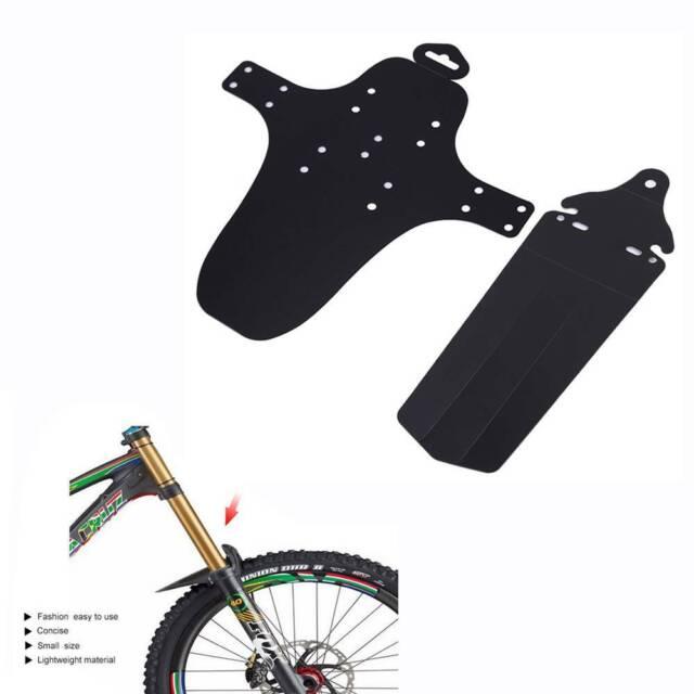 MTB Riding Rear Fender Mudguard Mountain Bicycle Guard Mud Road Cyclin T2Y4