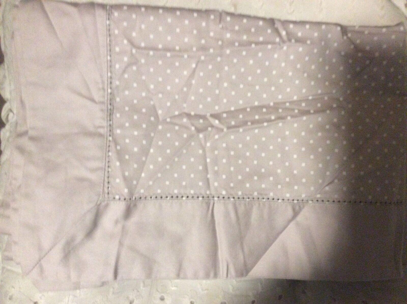 Charisma pillowtex Lexington dot  Queen Duvet Cover with( 1) pillow sham