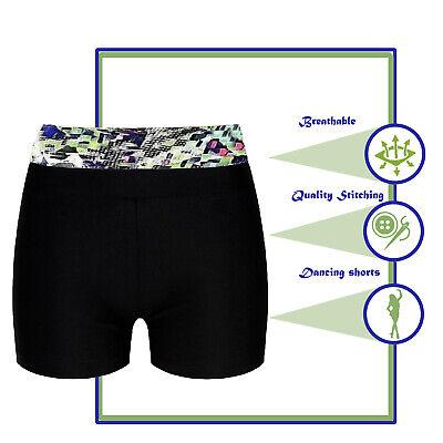 Hell Women Cycling Dancing Shorts Active Casual Leggings Summer Shorts Size 6 8 10 12
