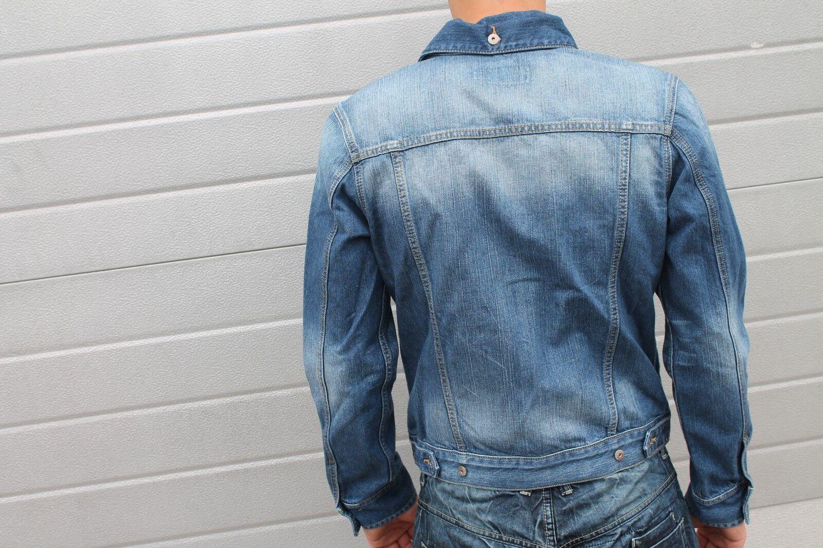 Arqueonautas Arqueonautas Arqueonautas Giacca Jeans Sweatjacke Blu Scuro Giacca Nuovo 30e0fa