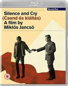 Silence-And-Cry-Blu-ray-DVD-Region-2