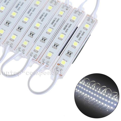 US 10~100FT LED Light Closet Kitchen Under Cabinet Counter Lamp+Remote+Power ER