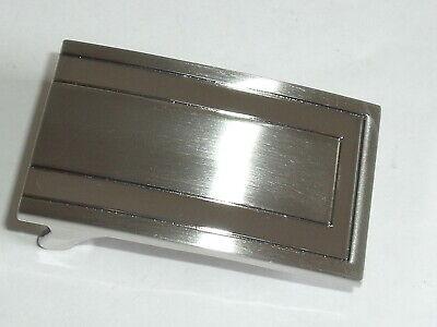 Offizielle Website Gürtelschnalle Schließe Schnalle Buckle 3 Cm Silber Neuware Rostfrei 0462