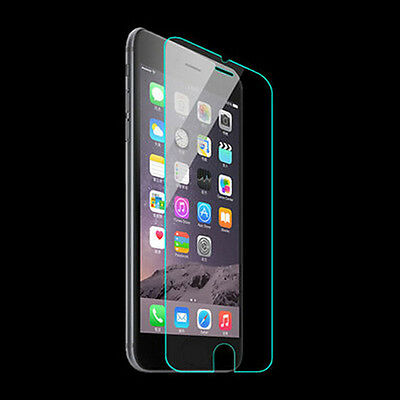 Premium Tempered Glass Film Screen Guard Protector Cover for iPhone 5S 6 6S Plus