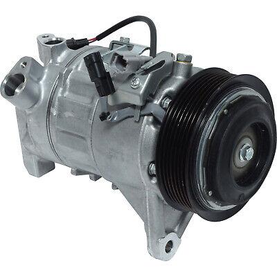RYC Remanufactured AC Compressor and A//C Clutch AIG358