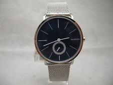 Authentic Skagen Hagen SKW6230 Blue Dial Mesh Bracelet Men's Watch