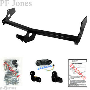Towbar-for-Ford-Focus-Estate-Est-1999-2005-Flange-Tow-Bar