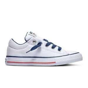 comprar talla 40 zapatos clasicos Detalles de Zapatillas Converse Chuck Taylorall Star Street Suela Niño /  Niño 663988c Blanco