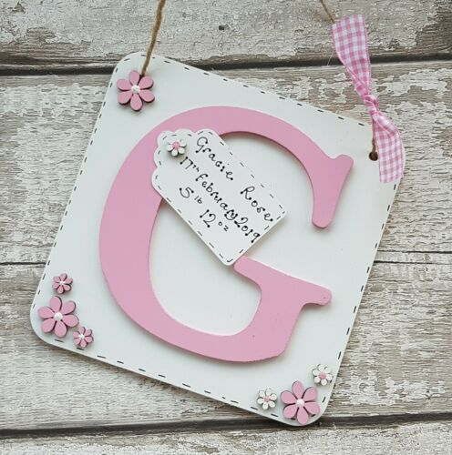 Personalised new baby gift Personalised Christening Gifts