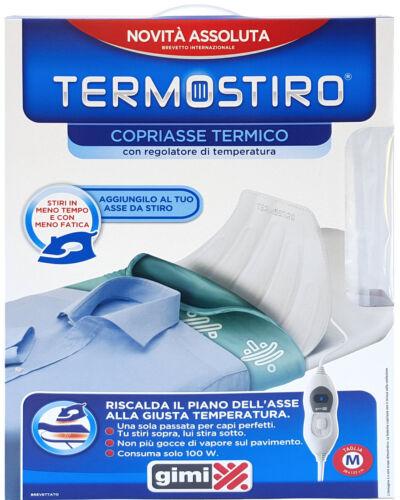 NOVITÀ Misura M GIMI TERMOSTIRO copriasse termico con temperatura regol