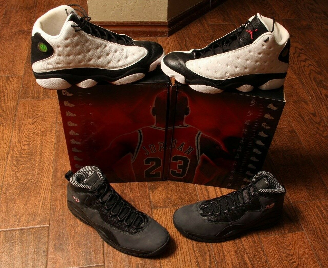 AIR JORDAN Collezione 13 10 CDP Pack Size SIZE 16 Retro XIII X 318539-991