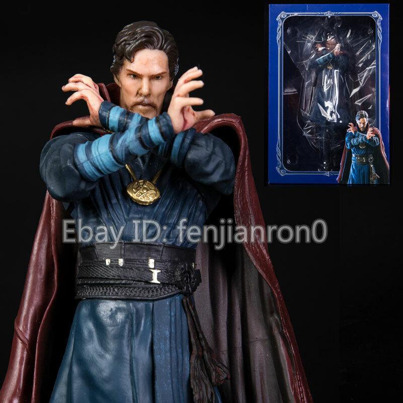 Marvel Avengers Iron Studios Doctor Strange PVC Statue Figure Collectible Model on eBay thumbnail