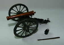 Frontline Figures, Kanone, Cannon, Amerikanischer Bürgerkrieg, Civil War, 1/32
