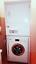 miniatura 3 - Cavalletto per Lavatrice e Asciugatrice - sopra sotto - base 68cm x 68cm