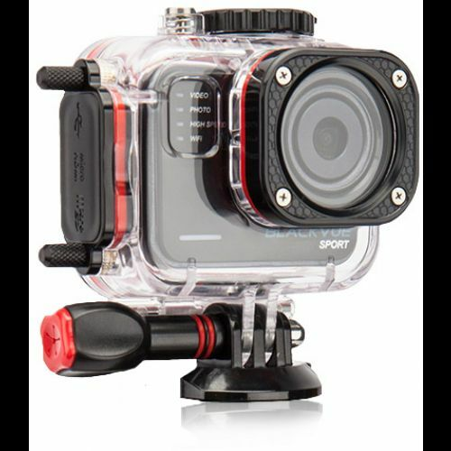 16GB BlackVue SC300 Sport Action Camera Full HD used in bikes and Cars
