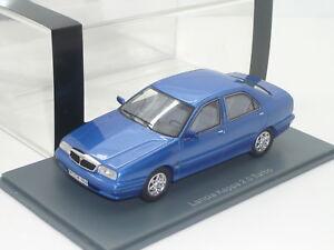 New-1-43-Neo-Resin-Handbuilt-Lancia-Kappa-Saloon-n-Delta-Integrale-Gamma-Thesis