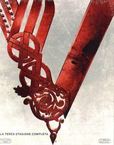 Vikings-Stagione-3-Cofanetto-Con-3-Blu-Ray-Nuovo-Sigillato