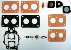 Reparatursatz-Weber-28-32-TLDM-Vergaser-Ford-ESCORT-MK4-FIESTA-MK3-Dichtsatz