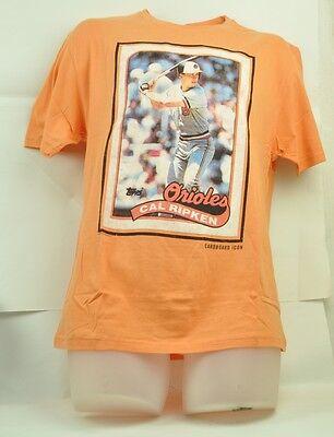 Mlb Baltimore Orioles Wright & Ditson Mittel Cal Ripken Rundhalsausschnitt Angenehm Im Nachgeschmack Baseball & Softball