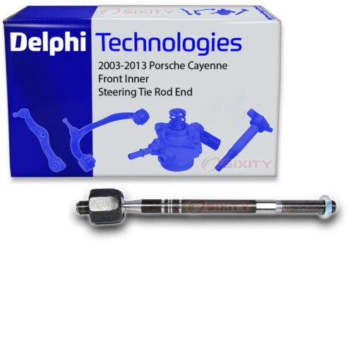Delphi Front Inner Steering Tie Rod End for 2003-2013 Porsche Cayenne me