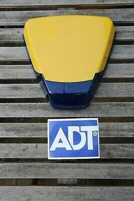 ShieldSafe Dummy Burglar Alarm Bell Box /& LED flasher with FREE ADT Sticker