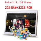 2017 10.1'' 3G 32GB Dual SIM Phone Android Octa Core Tablet PC IPS WIFI