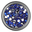 6mm-Rhinestone-Gem-20-Colors-Flatback-Nail-Art-Crystal-Resin-Bead thumbnail 5