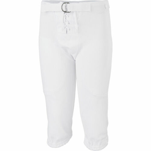 Riddell Snap Waistband Football Pants Integrated Belt No Pads Youth As-Is