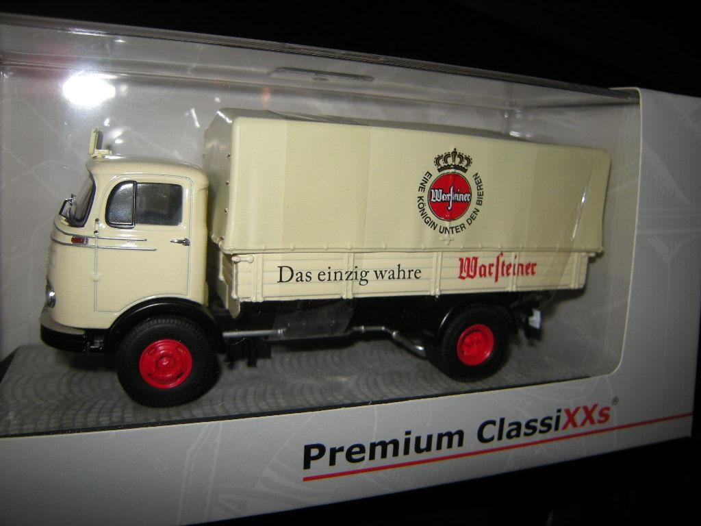 1 43 Premium ClassiXXs Mercedes-Benz LP 911 Warsteiner Limited Edition 1 of 500  | Die Königin Der Qualität