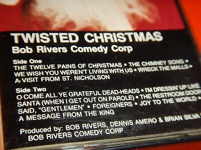 Twisted Christmas by Bob Rivers Comedy