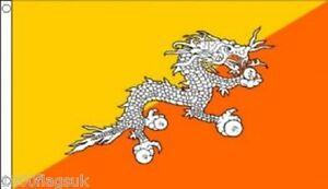 Bhutan-5x3-Flag
