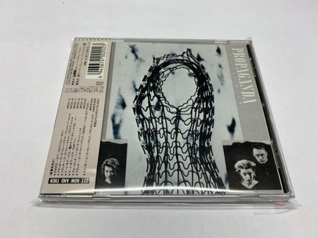 """Propaganda - A SECRET WISH - Japan CD Album © 1985/1994>4 Bonus Tracks>12""""Mixes"""