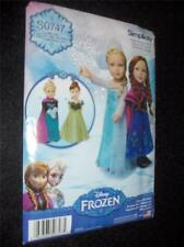 """18"""" DOLL Frozen Clothes NEW Simplicity 1217 S0747 Pattern Fits American Girl"""