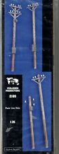 VERLINDEN 2189 - POWER LINE POLES - 1/35 RESIN KIT NUOVO