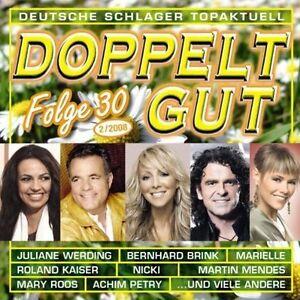Doppelt-gut-30-2-2008-Petra-Frey-Roland-Kaiser-Francine-Jordi-Juli-2-CD