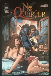No-Quarter-0-NYCC-2009-Zenescope-Exclusive-Variant-Comic-Book