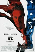 Jfk Movie Poster - Kevin Costner Poster - 11 X 17 Inches