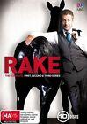Rake : Series 1-3 (DVD, 2014, 10-Disc Set)