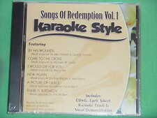 Steven Curtis Chapman Volume 1 Christian Karaoke Style New Cd+g Daywind 6 Songs Buy Now Karaoke Entertainment