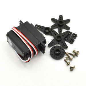 Details about DS04-NFC 360 Degree Continuous Rotation Servos DC Geared  Motor for RC Robots US