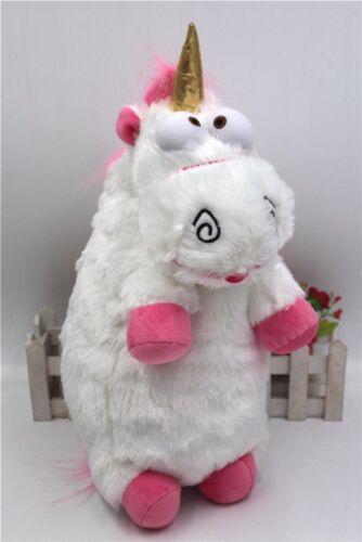 Nouveau Méprisable Me 2 Unicorn plush doll oreiller so fluffy Kid/'s Gift 40 cm