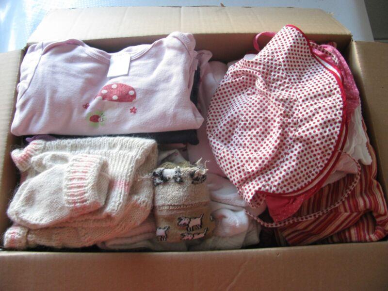 1 Paket Kindersachen, Gr. 74/80, Gebraucht, Gewaschen, Guter Zustand (siehe Foto