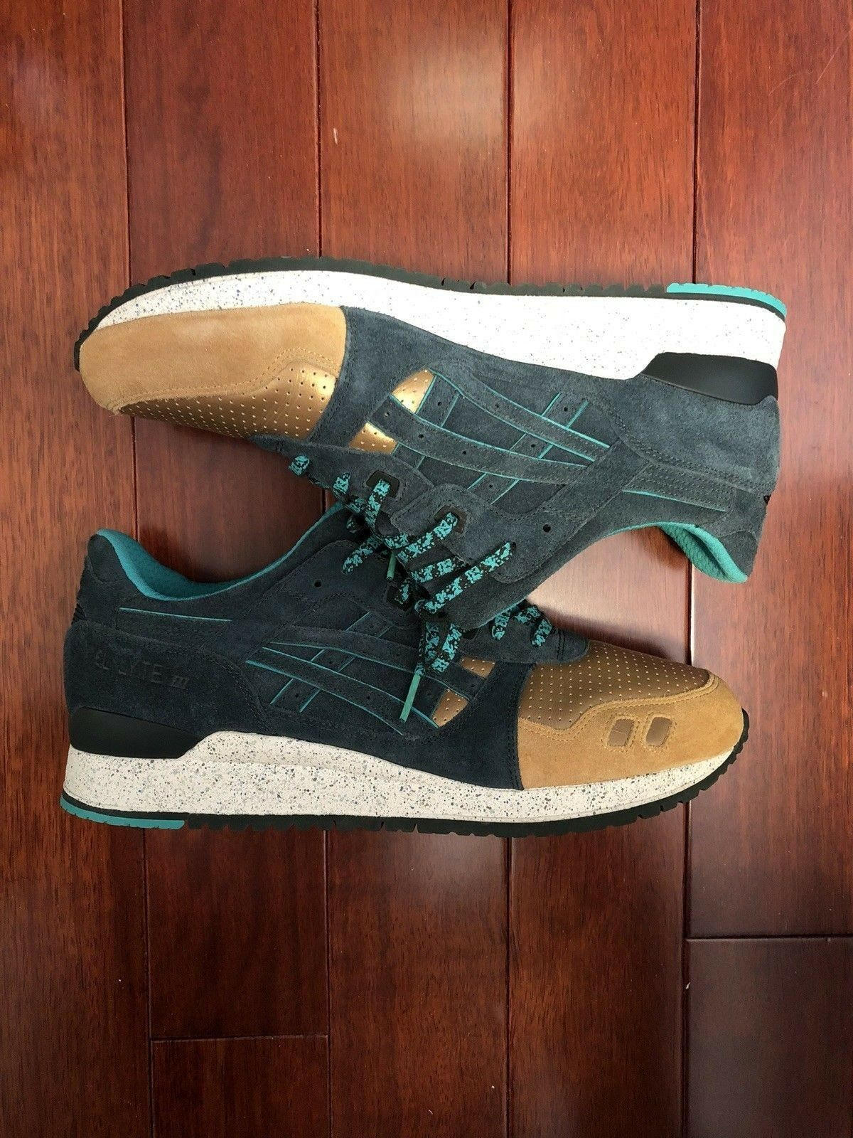 ASICS Gel-Lyte III Concepts  Three Lies  Size 12 - 9.5 10 Condition