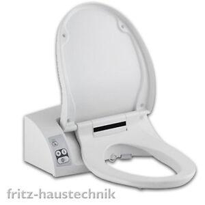 geberit aqua clean 5000 plus dusch wc aufsatz aquaclean bidet aufs sofort lief ebay. Black Bedroom Furniture Sets. Home Design Ideas