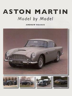 Heerlijk Aston Martin - Model By Model (db 1 2 3 S 4 Gt 5 6 7 9 Lagonda Brown) Buch Book Uitstekende Kwaliteit