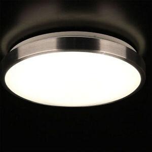 15w rund led deckenlampe deckenleuchte innenleuchte wandlampe flurlicht ip44 de ebay. Black Bedroom Furniture Sets. Home Design Ideas