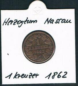 Herzogtum-Nassau-1-Kreuzer-1862-ss