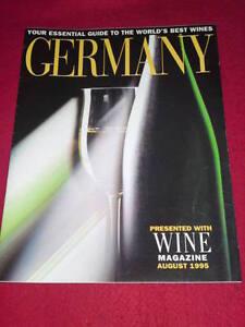 WINE-MAGAZINE-Supplement-GERMANY-AUG-1995-24pp