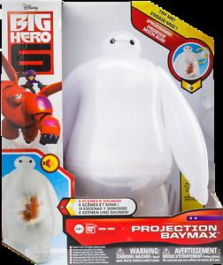 Baymax Projection Talking Action Figure Big Hero Six